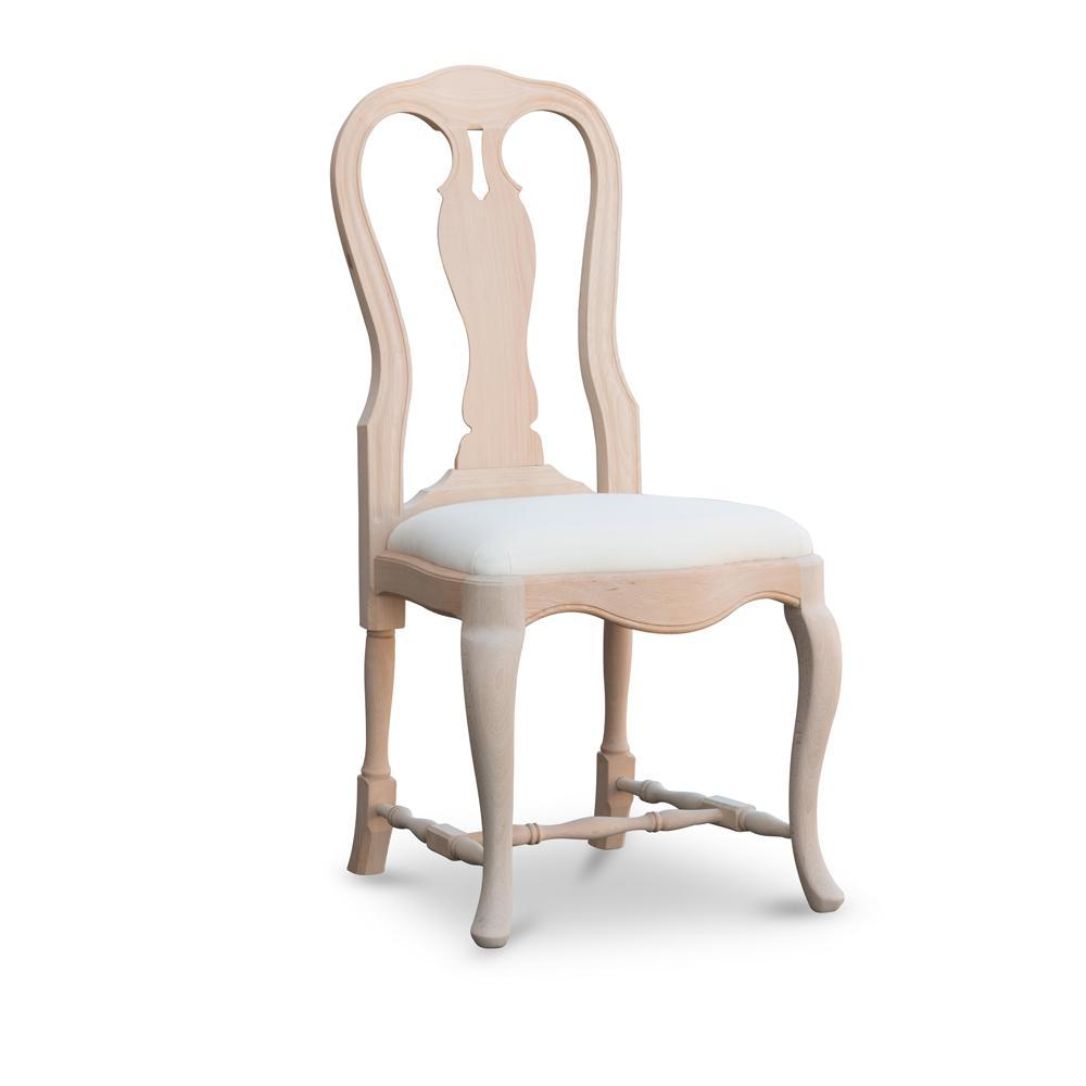 Draken Side Chair Natural Eleish Van Breems Home