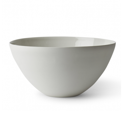 Flared Bowl Extra-Large Milk Eleish Van Breems Home