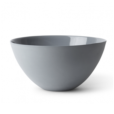 Flared Bowl Extra-Large Steel Eleish Van Breems Home