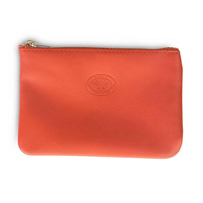 Folly Small Leather Pouch Clutch Eleish Van Breems Home
