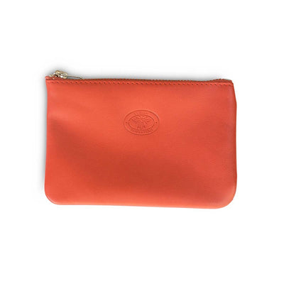 Folly Small Leather Pouch Clutch Small Eleish Van Breems Home