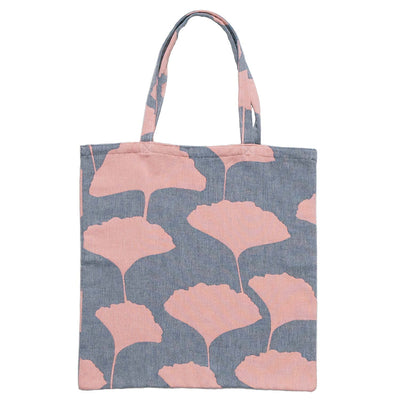 Ginkgo Tote-Denim-Eleish Van Breems Home