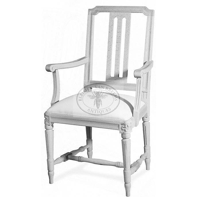 Gullers Arm Chair - Gustavian Eleish Van Breems Home
