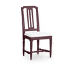 Gullers Gustavian Side Chair-Black Magic-Eleish Van Breems Home