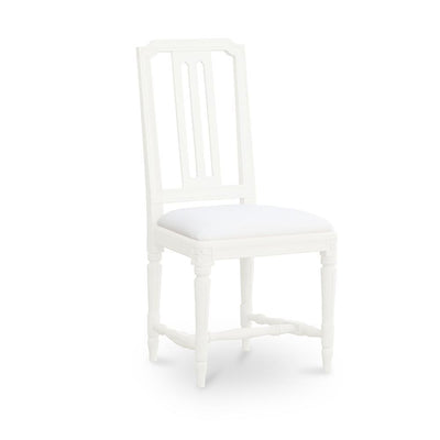Gullers Gustavian Side Chair-Crisp-Eleish Van Breems Home