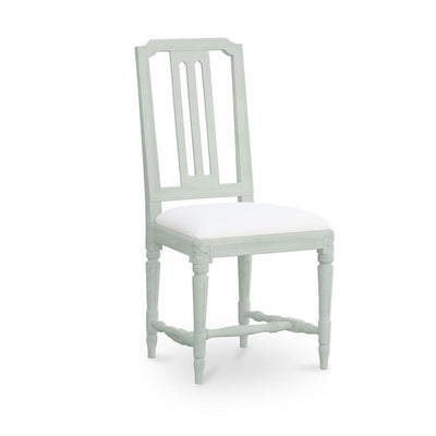 Gullers Gustavian Side Chair-Glacier Point-Eleish Van Breems Home