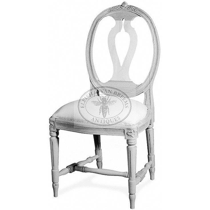 Gustav Side Chair Eleish Van Breems Home