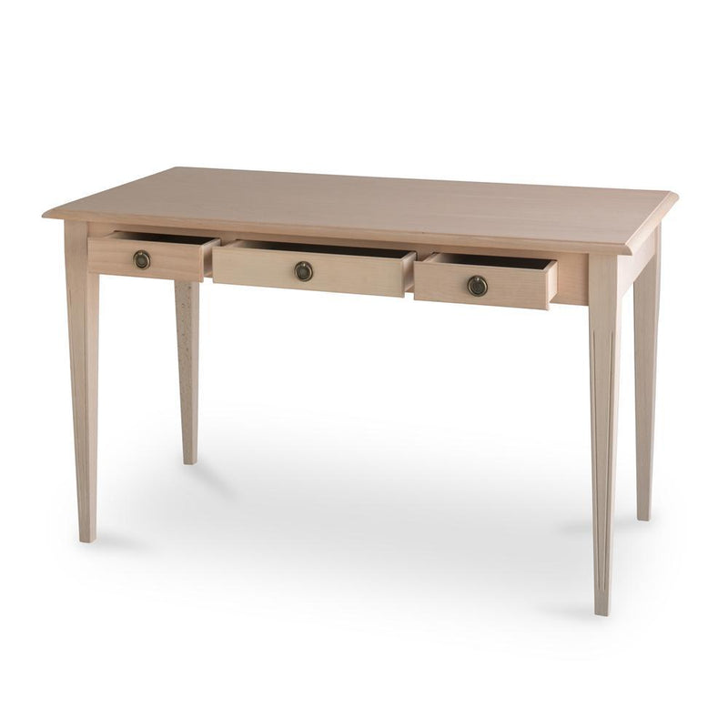 Gustav Writing Desk Natural Eleish Van Breems Home
