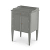 Haga Gustavian Night Table Albert Park Eleish Van Breems Home