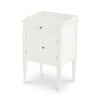 Haga Gustavian Night Table Crisp Eleish Van Breems Home