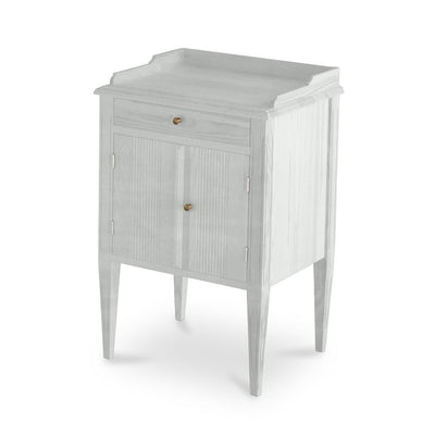 Haga Gustavian Night Table Drizzle Eleish Van Breems Home