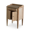 Haga Gustavian Night Table Eleish Van Breems Home