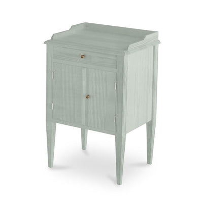 Haga Gustavian Night Table Glacier Point Eleish Van Breems Home