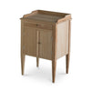 Haga Gustavian Night Table Natural Eleish Van Breems Home