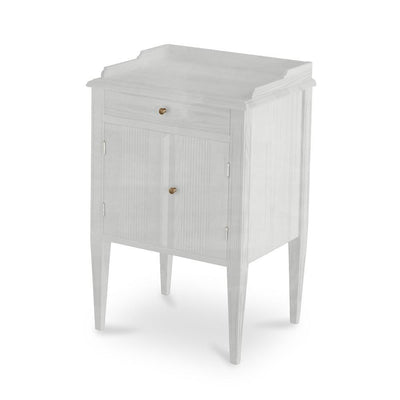 Haga Gustavian Night Table Territory Eleish Van Breems Home
