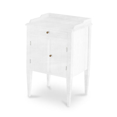 Haga Gustavian Night Table Wings Eleish Van Breems Home