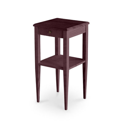 Haga Gustavian Side Table Black Magic Eleish Van Breems Home