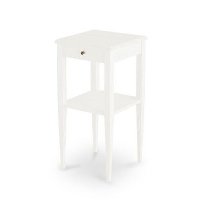 Haga Gustavian Side Table Crisp Eleish Van Breems Home