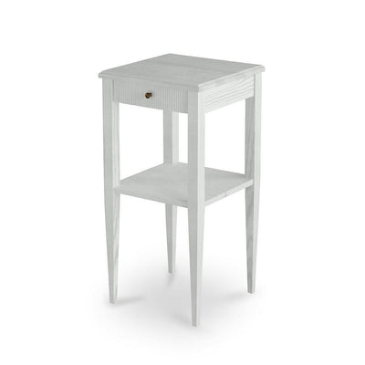 Haga Gustavian Side Table Drizzle Eleish Van Breems Home