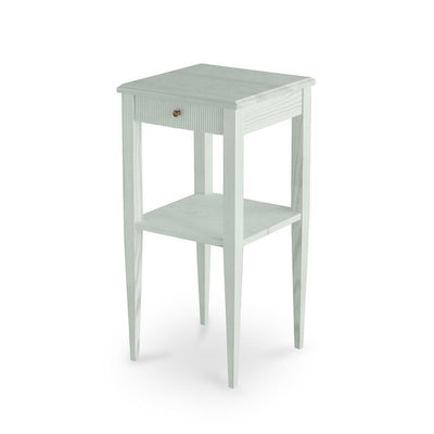 Haga Gustavian Side Table Glacier Point Eleish Van Breems Home