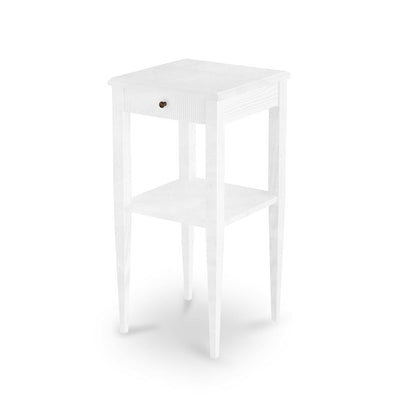 Haga Gustavian Side Table Wings Eleish Van Breems Home