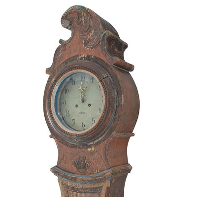 Halsingland Tall Case Clock Eleish Van Breems Home