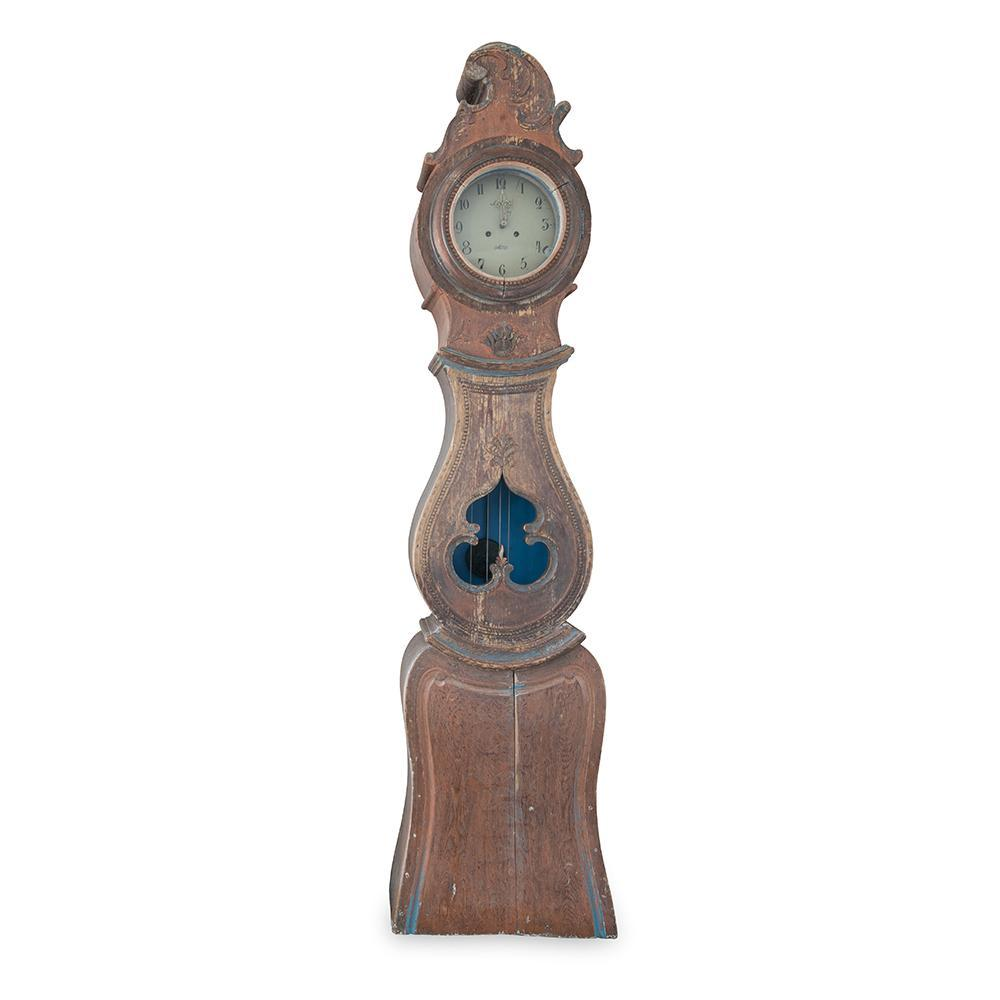 Halsingland Tall Case Clock-Eleish Van Breems Home
