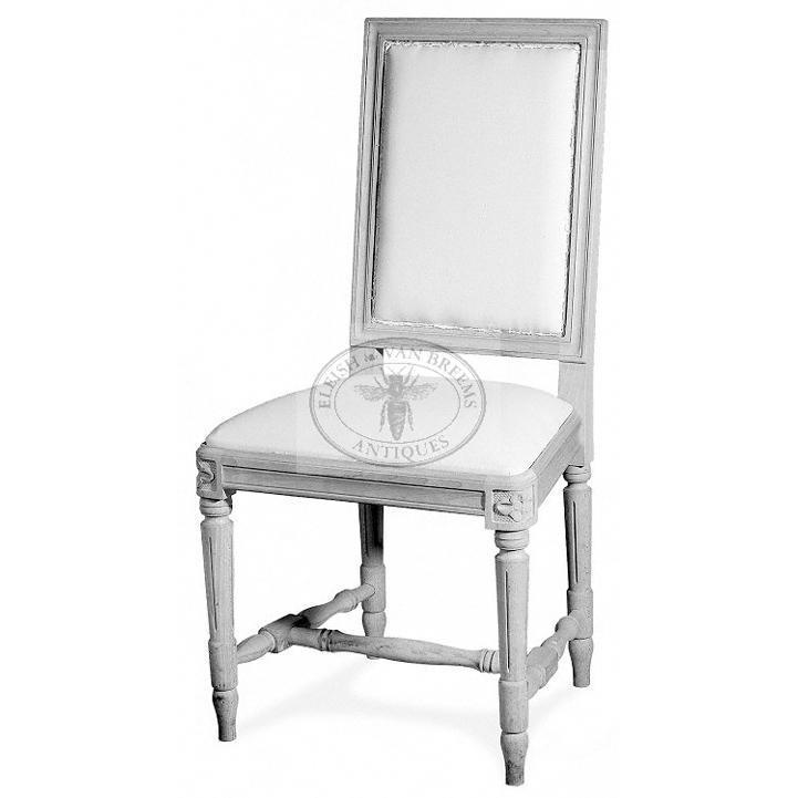 Ittan Gustavian Side Chair Eleish Van Breems Home