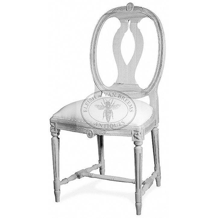 Jon Gustavian Side Chair Eleish Van Breems Home