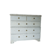 L. 18th C. Swedish Gustavian Chest Eleish Van Breems Home