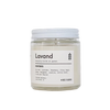 Lavand Botanical Candle 4 oz 4oz Eleish Van Breems Home