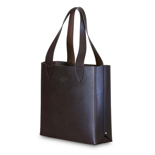Leila Structured Tote Bag