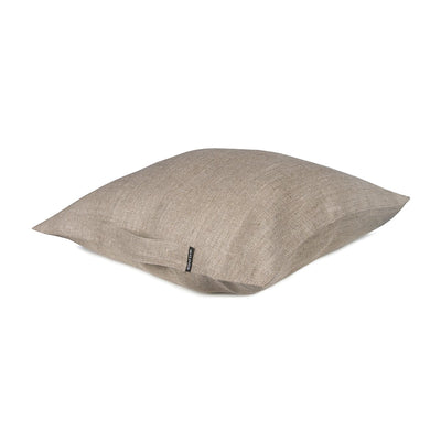 Linen Pillow With Handle Natural Eleish Van Breems Home