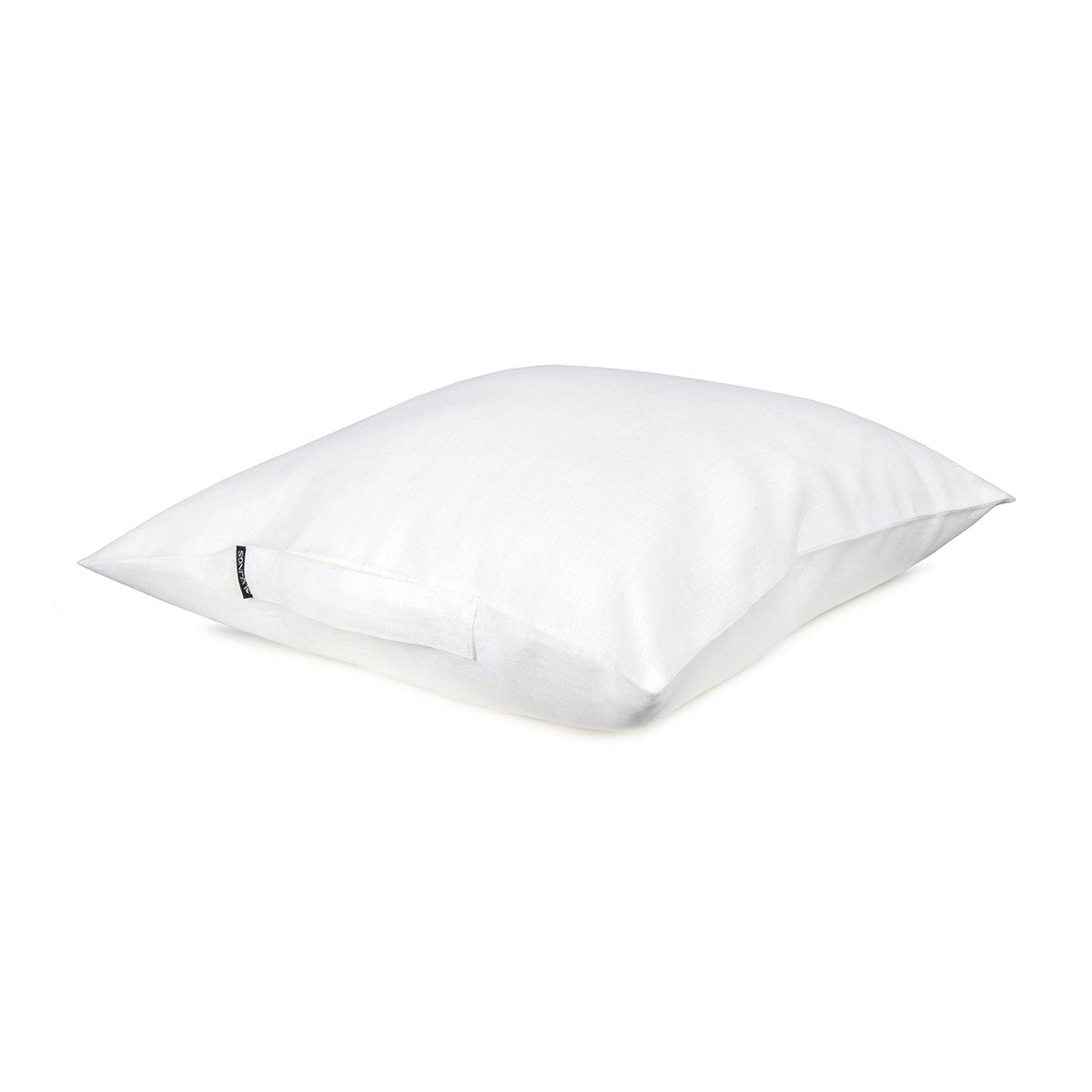 Linen Pillow With Handle Off White Eleish Van Breems Home