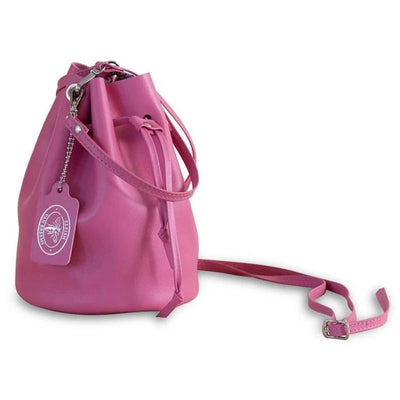 Luna Cocktail Bag Dark Pink Eleish Van Breems Home