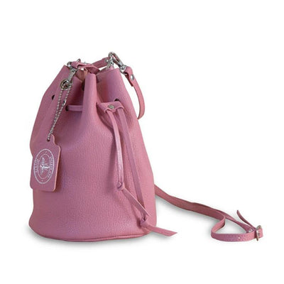 Luna Cocktail Bag Light Pink Textured Eleish Van Breems Home