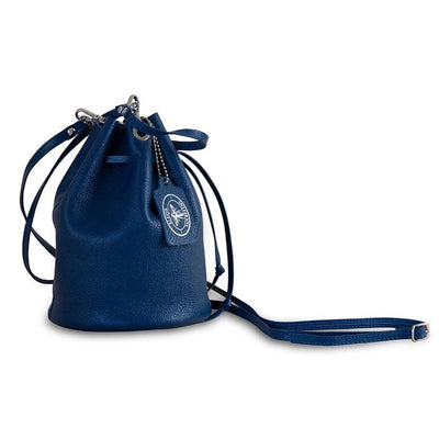 Luna Cocktail Bag Navy Blue Eleish Van Breems Home