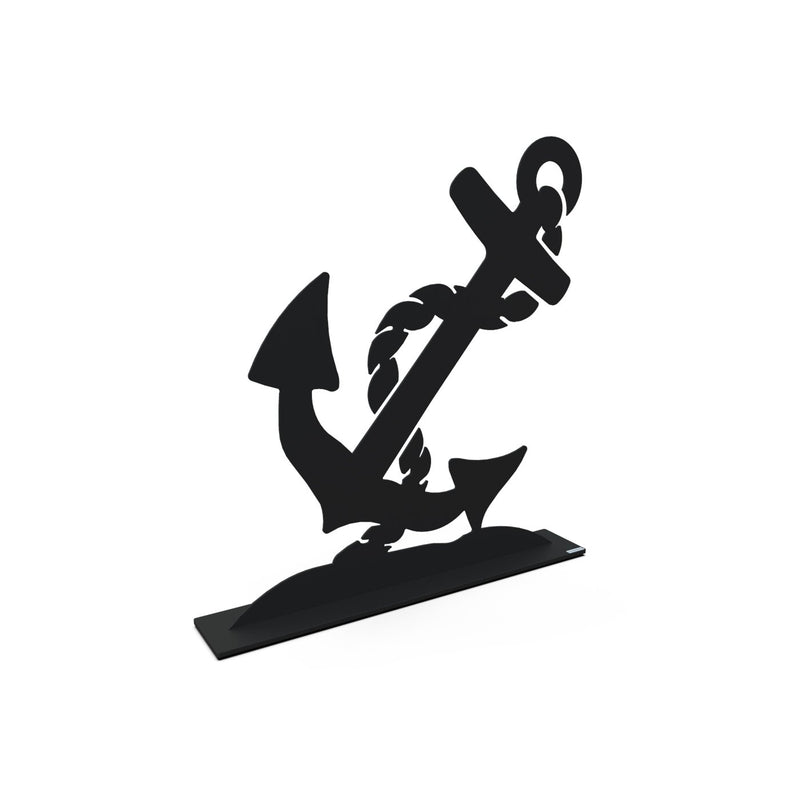 Metal Anchor Sculpture Small