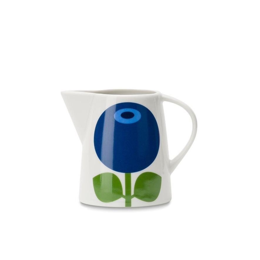 Milk Pitcher Blueberry Eleish Van Breems Home