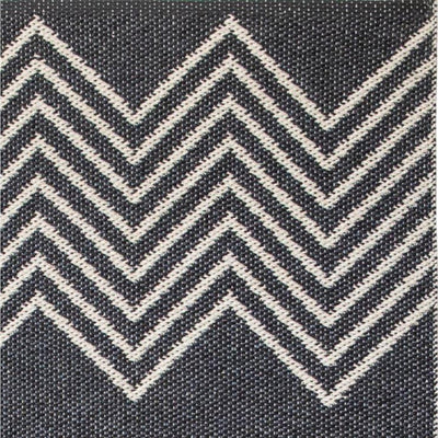 "Mini Rug 28"" x 39"" Beluga Eleish Van Breems Home"