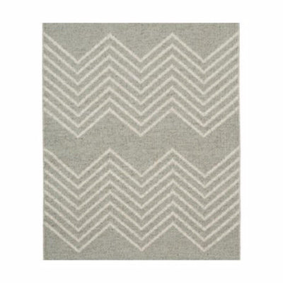 "Mini Rug 28"" x 39"" Powder Eleish Van Breems Home"