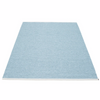 Mono Runner-2 3/4' x 5 1/4' Misty Blue Eleish Van Breems Home