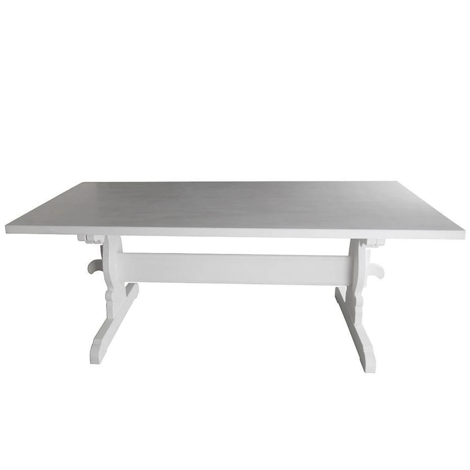 Mora Trestle Table Eleish Van Breems Home