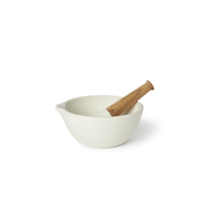 Mortar & Pestle Milk Eleish Van Breems Home