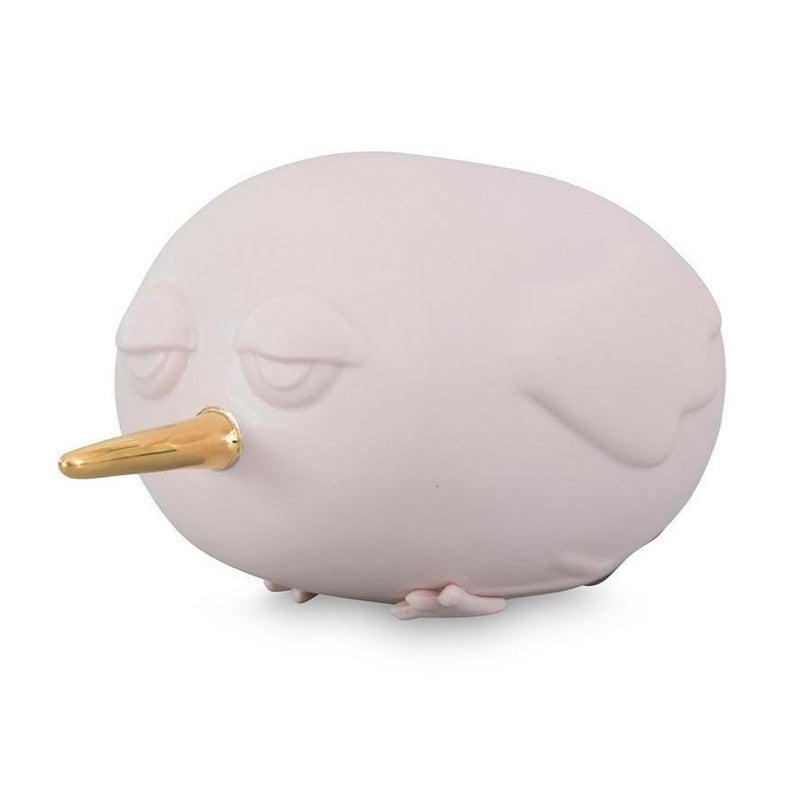 Mr Birdybank Pink Porcelain Piggy Bank-Eleish Van Breems Home