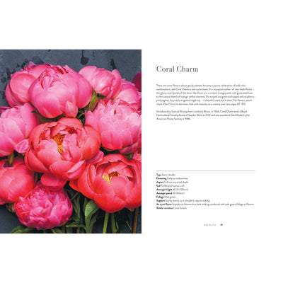 Peonies: Beautiful Varieties for Home & Garden Eleish Van Breems Home