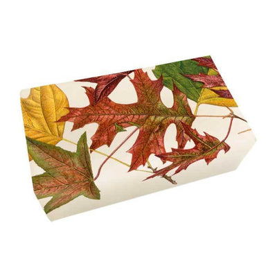 Scented Gift Soap-Lemon Soap Autumn Leaf Wrap-Eleish Van Breems Home