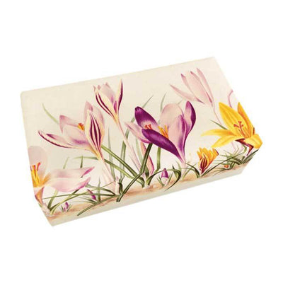 Scented Gift Soap Lemon Soap in Crocus Wrap Eleish Van Breems Home