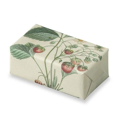 Scented Gift Soap Strawberry Soap in Strawberry Wrap Eleish Van Breems Home