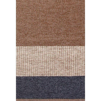 "Seasons Rug 28"" x 79"" Cacao Eleish Van Breems Home"